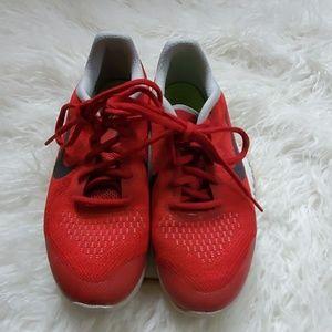 Girls Nike Free run